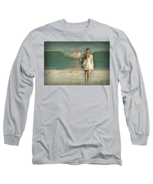 I'll Always Be Beside You Long Sleeve T-Shirt