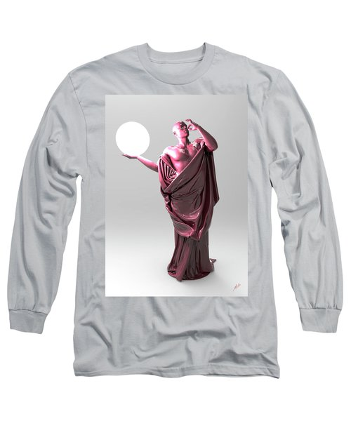 Illuminated Philosopher Long Sleeve T-Shirt