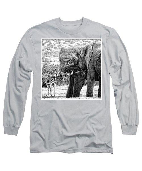 I'm Bored Long Sleeve T-Shirt