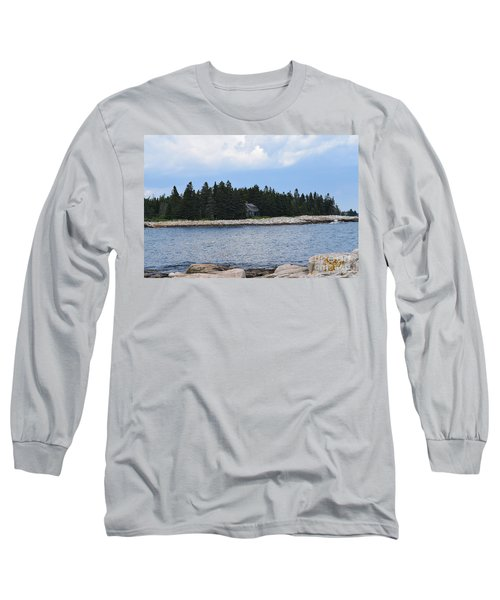 Images From Maine 3 Long Sleeve T-Shirt