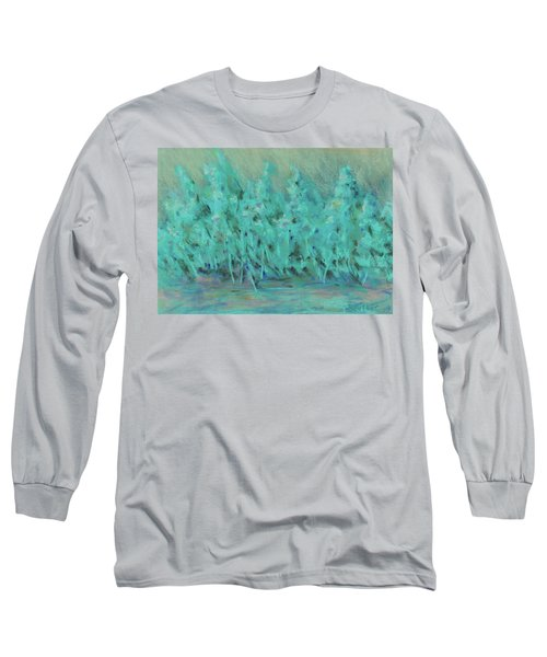 Imagine Long Sleeve T-Shirt by Lee Beuther