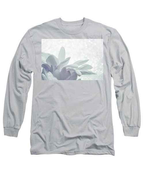 Long Sleeve T-Shirt featuring the digital art Immobility - W01c2t03 by Variance Collections