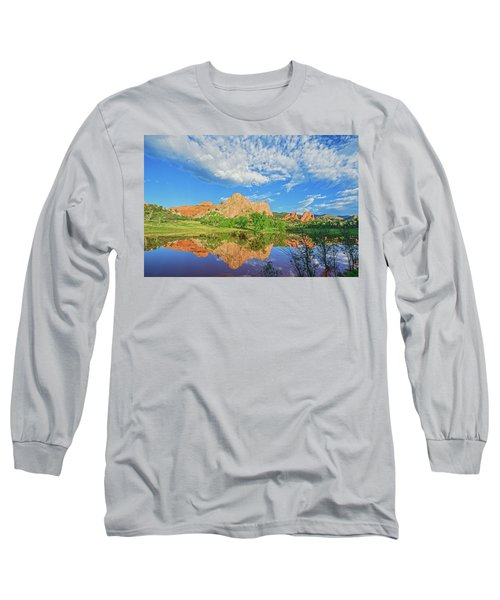 Impossible Not To Fall In Love With Colorado. Here's Why.  Long Sleeve T-Shirt