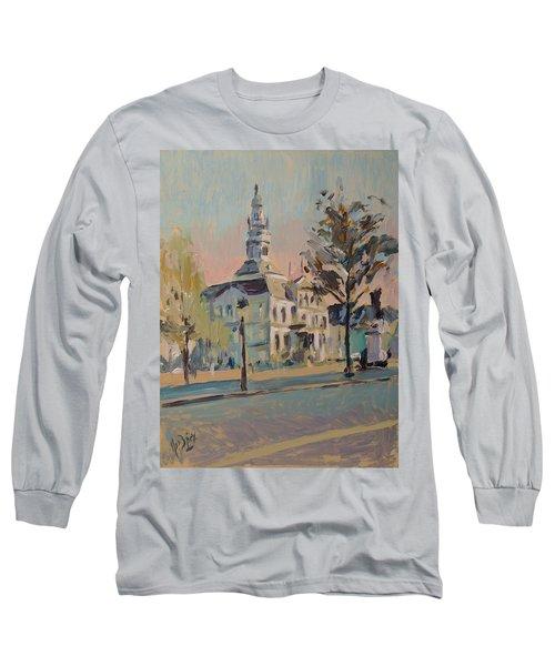Impression Soleil Maastricht Long Sleeve T-Shirt by Nop Briex