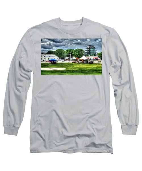 Ims Hospital  Long Sleeve T-Shirt by Josh Williams