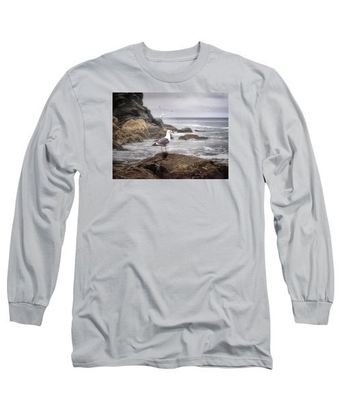 In A Mood Long Sleeve T-Shirt