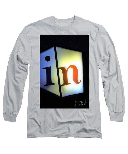 In1 Long Sleeve T-Shirt