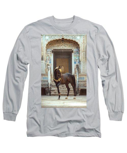 Indian Treasure Long Sleeve T-Shirt