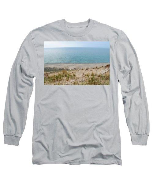 Indiana Dunes National Lakeshore Evening Long Sleeve T-Shirt