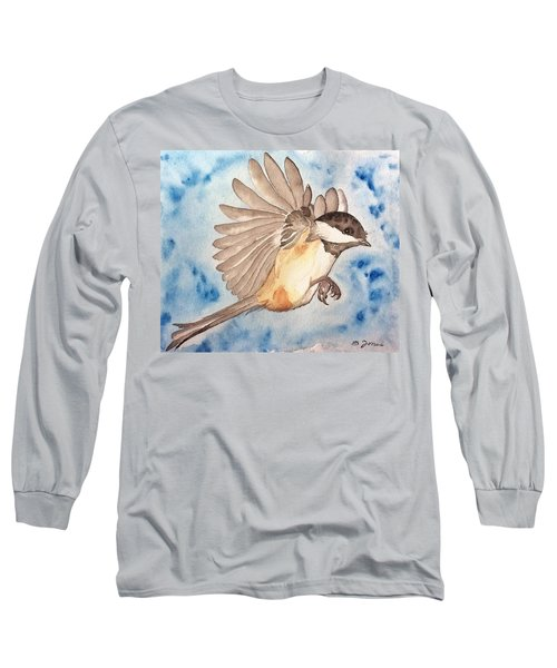 Inflight - Cropped Long Sleeve T-Shirt