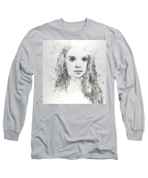 Innocence Long Sleeve T-Shirt by Anton Kalinichev