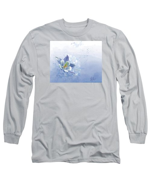 Innocence  Long Sleeve T-Shirt by Colleen Taylor