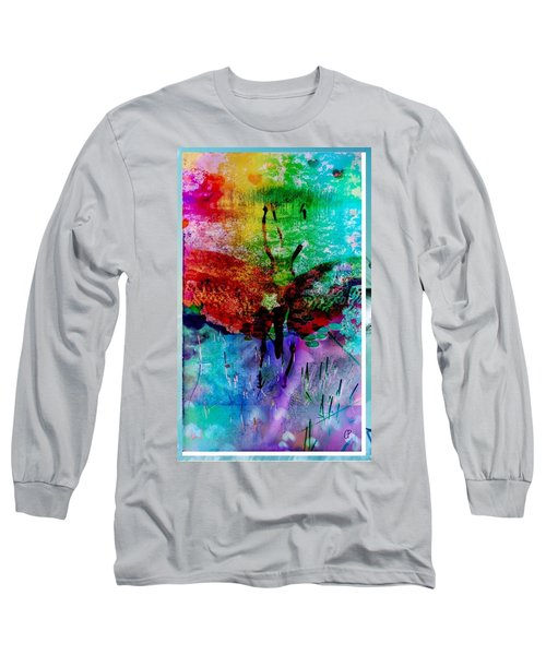 Insects And Incense Long Sleeve T-Shirt