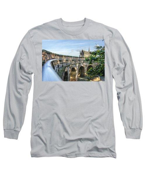 Inside The Leiden Citadel Long Sleeve T-Shirt