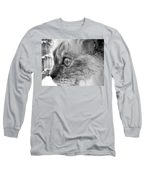 Intensity  Long Sleeve T-Shirt by Karen Stahlros