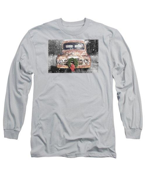 International Christmas Snow Long Sleeve T-Shirt