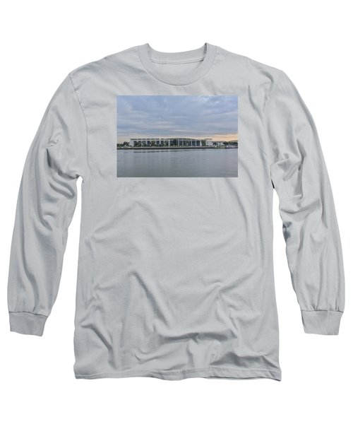 Interntational Trade And Convention Center Long Sleeve T-Shirt