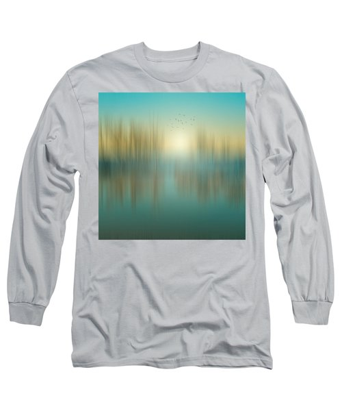 Interval Between Sunrise And Noon Long Sleeve T-Shirt