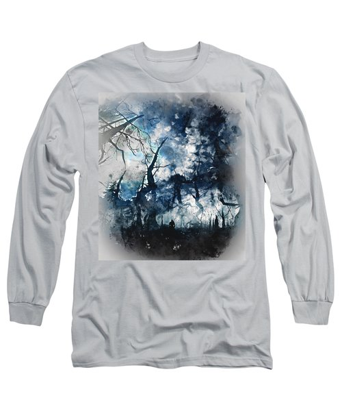 Into The Darkness - 01 Long Sleeve T-Shirt