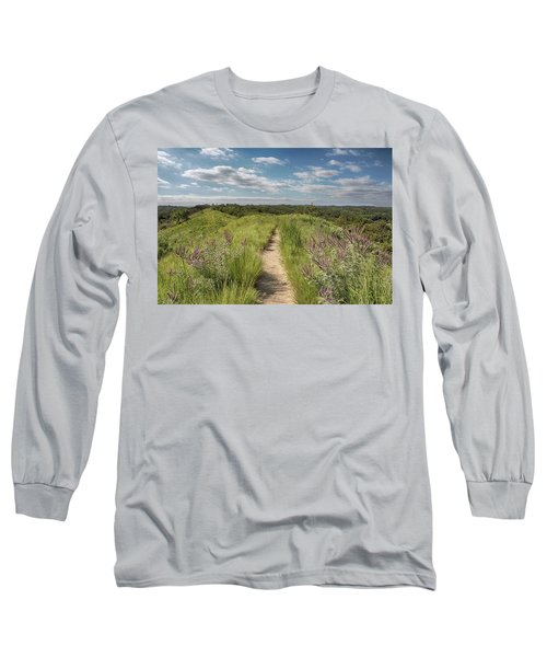 Into The Loess Hills Long Sleeve T-Shirt