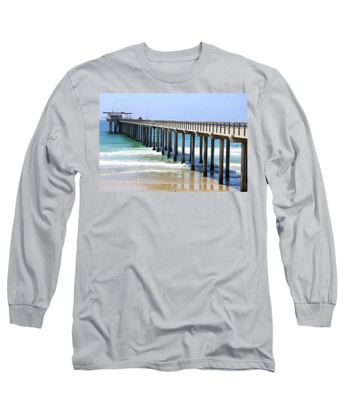 Into The Ocean Long Sleeve T-Shirt