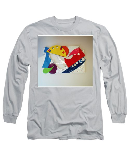 Invisible Desires Long Sleeve T-Shirt
