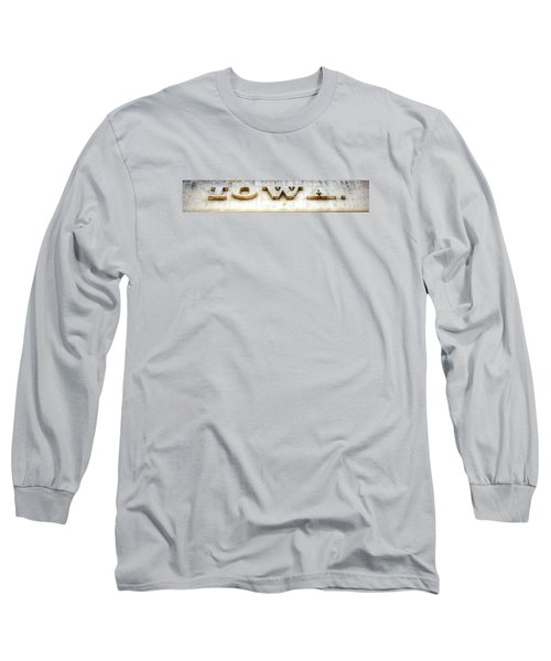 Iowa. Long Sleeve T-Shirt by Jame Hayes