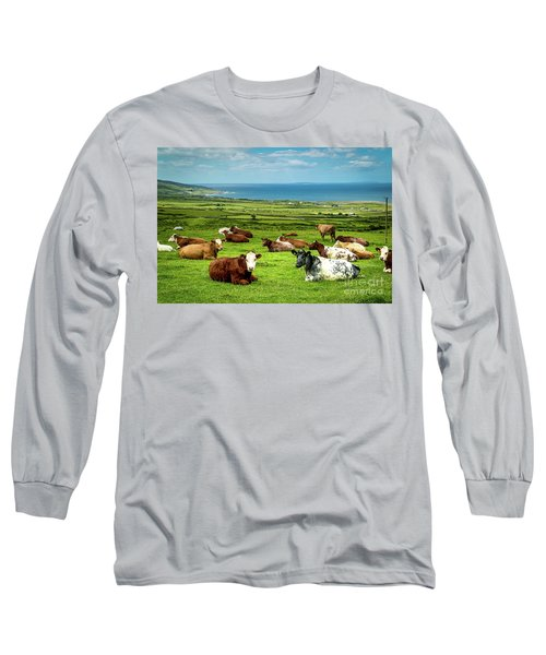 Ireland - Westcoast Long Sleeve T-Shirt