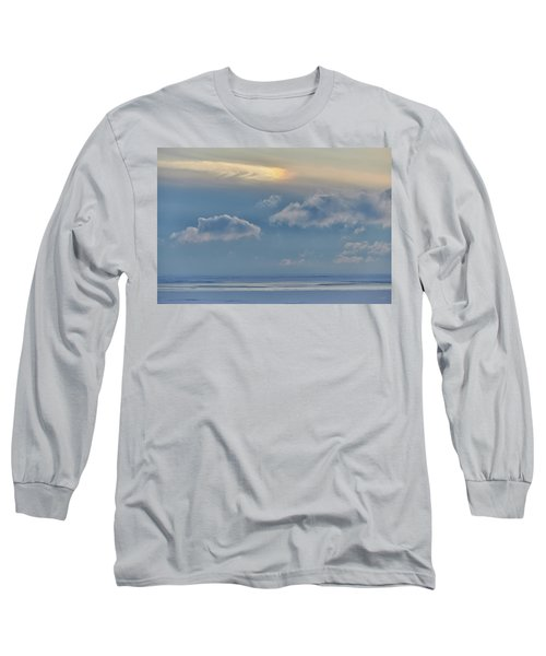 Iridescence Horizon Long Sleeve T-Shirt