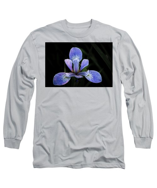 Iris #4 Long Sleeve T-Shirt