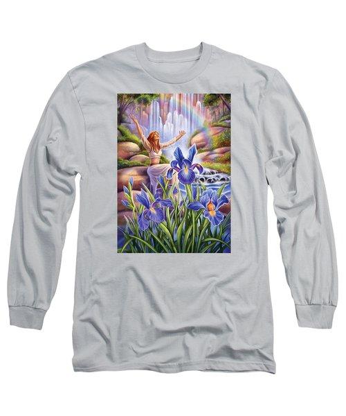 Iris - Fine Tune Long Sleeve T-Shirt