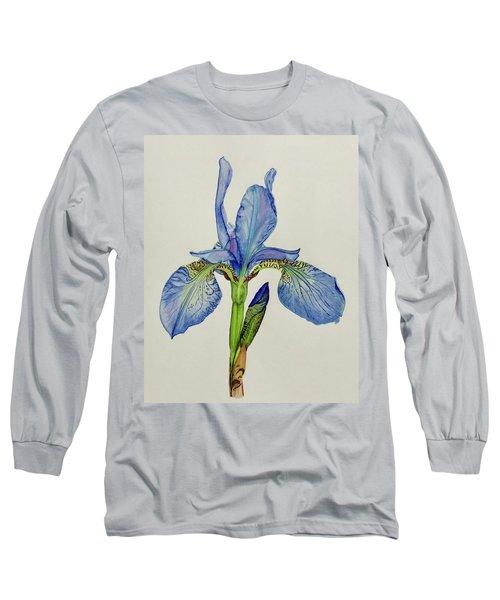 Iris You Were Here Long Sleeve T-Shirt