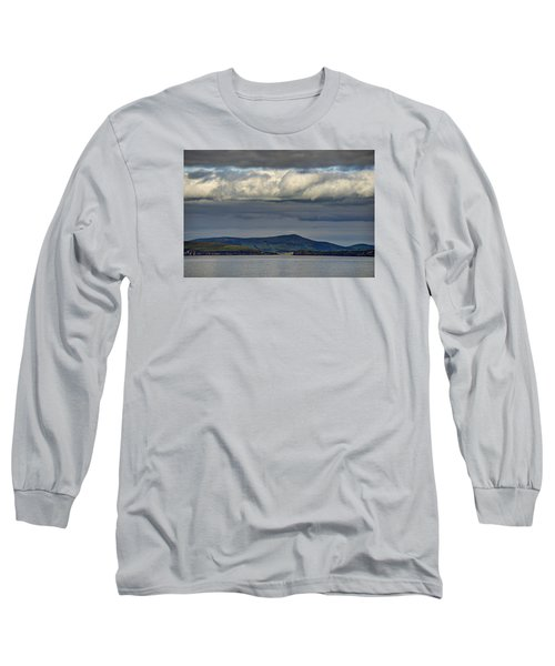 Irish Sky - Dingle Bay Long Sleeve T-Shirt