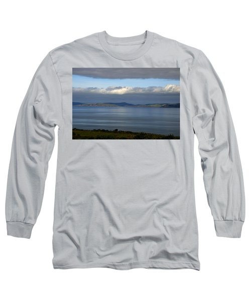 Irish Sky - Ring Of Kerry, Dingle Bay Long Sleeve T-Shirt