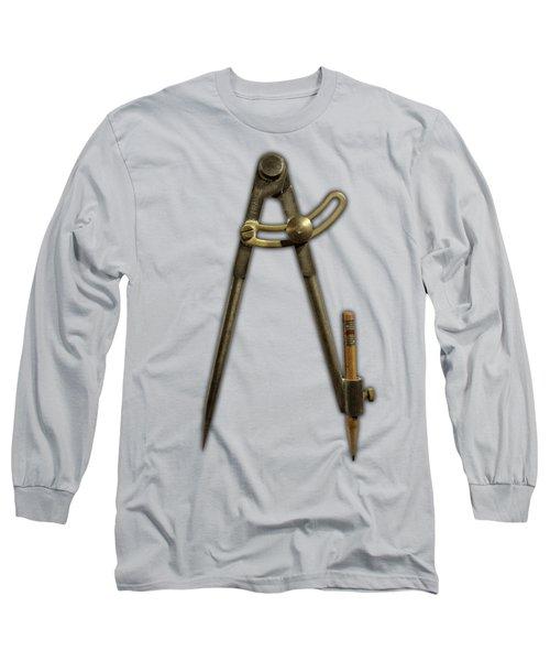 Iron Compass Long Sleeve T-Shirt