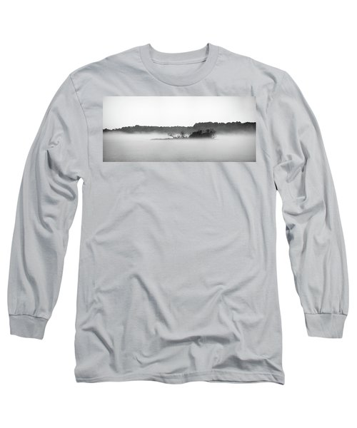 Island In The Fog Long Sleeve T-Shirt