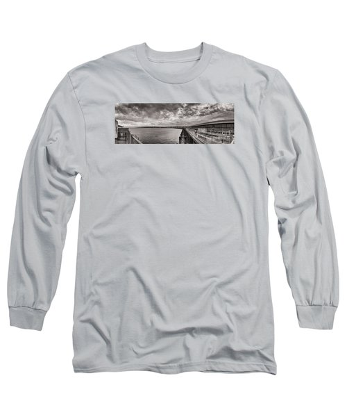 Island Panorama - Ryde Long Sleeve T-Shirt