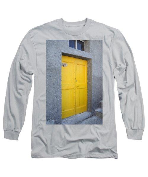 Italy - Door Three Long Sleeve T-Shirt