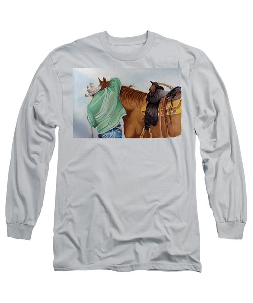 Its Just Us Long Sleeve T-Shirt