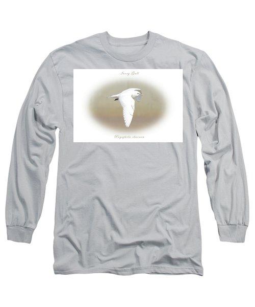 Ivory Gull Long Sleeve T-Shirt