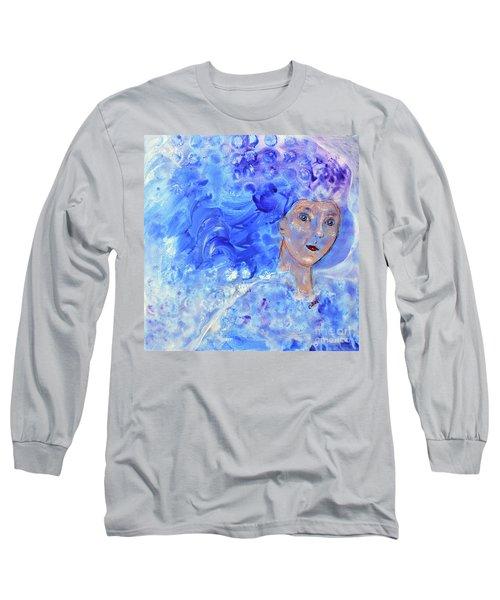 Jack Frost's Girl Long Sleeve T-Shirt