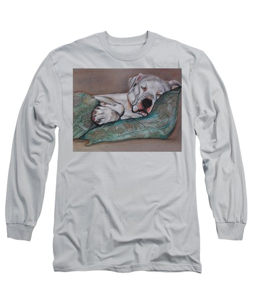 Jackson Long Sleeve T-Shirt by Jean Cormier