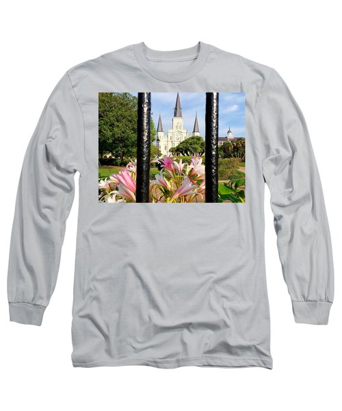 Jackson Spring  Long Sleeve T-Shirt