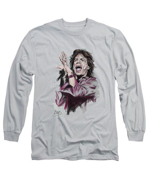 Jagger Long Sleeve T-Shirt