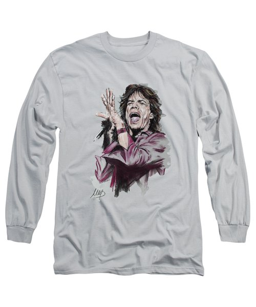 Jagger Long Sleeve T-Shirt