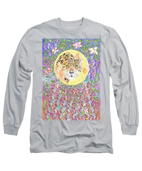 Jaguar Night Long Sleeve T-Shirt