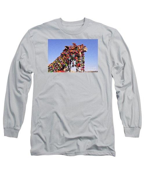 Jaisalmer Desert Festival-5 Long Sleeve T-Shirt