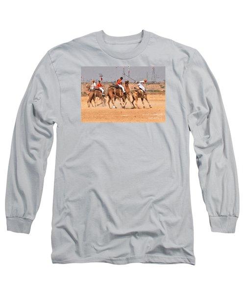 Jaisalmer Desert Festival-7 Long Sleeve T-Shirt