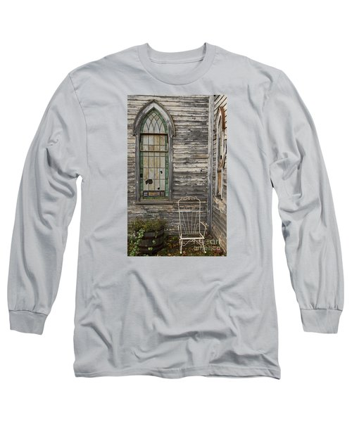 Jesus Has Left The Building Long Sleeve T-Shirt