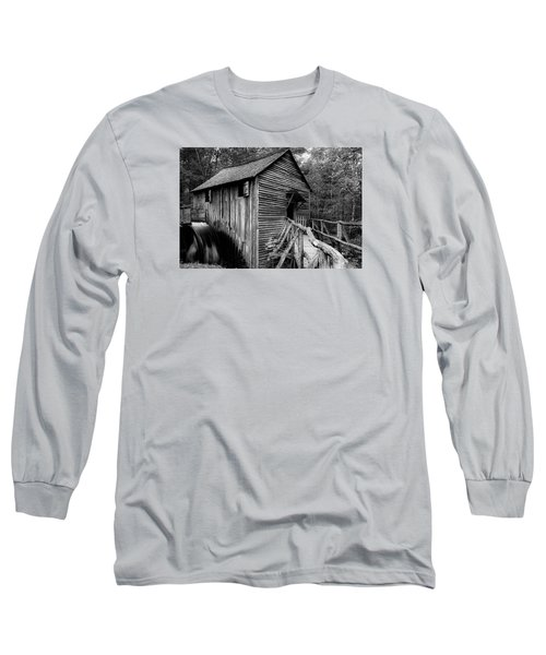John Cable Grist Mill I Long Sleeve T-Shirt